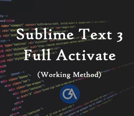 sublime-text-3-build-3176-activation-key