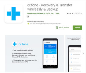 Best 5 Photo Recovery Apps For Android - Deleted Photo Recovery