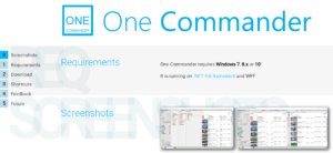 one commander free download premium version