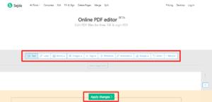 How To Edit PDF File Online / Offline - PDF Editor Freeware