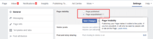 how-do-you-make-your-facebook-page-private
