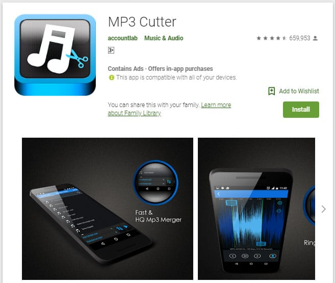 Best 5 Mp3 Ringtone Cutter Apps For Android & IPhone (FREE)