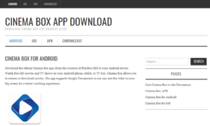 Apps Like Showbox And Alternatives To Showbox Apk Download