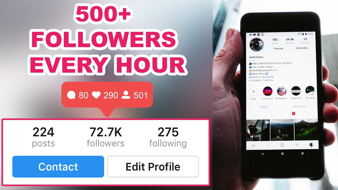 1000 free instagram followers and like 2020   instagram